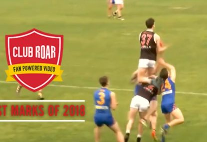 Club Roar's Best MARKS AND HANGERS of 2018