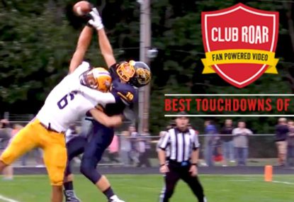 Club Roar's Best TOUCHDOWNS of 2018