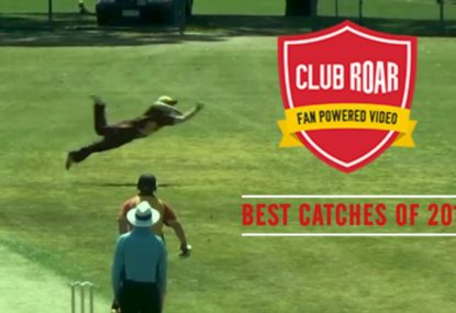 Club Roar's Best CATCHES of 2018