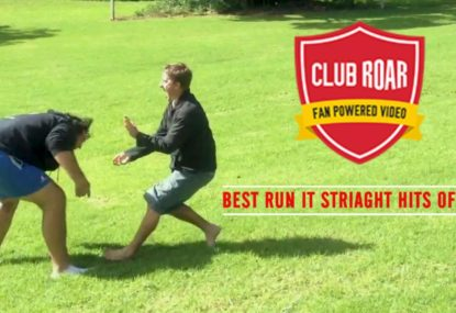 Club Roar's Best RUN IT STRAIGHT Hits of 2018