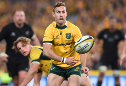 Nic White and Tom Banks to give Wallabies a post-Folau kickstart