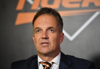 More NRL drama with Tigers CEO facing deregistration