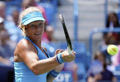 Garbine Muguruza vs Kiki Bertens: Australian Open tennis live scores
