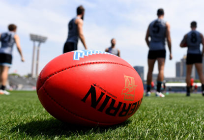 AFL hubs could be 'cruise ships' – GWS boss