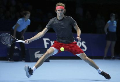 Dominic Thiem vs Alexander Zverev: Australian Open semi-final tennis live scores, blog