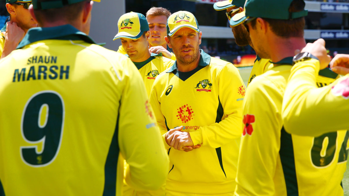 95a2803e177 Australia s 2019 Cricket World Cup squad  Expert reaction