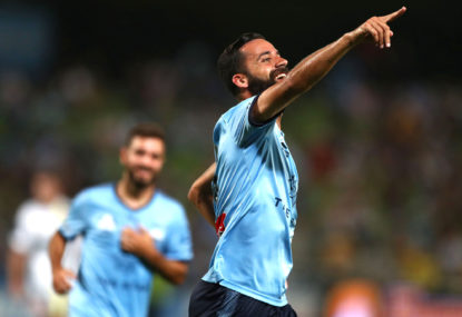 Sydney FC vs Perth Glory: A-League live scores