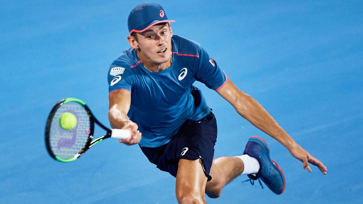 With Alex de Minaur out, no Aussie men are left in the Australian Open