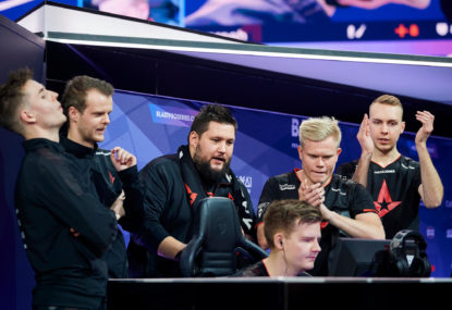 Astralis caught in BLAST conflict of interest