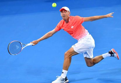 John Millman fears for entire 2020 ATP season