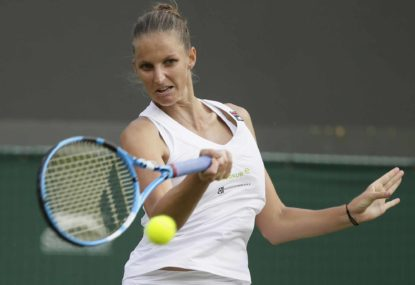Karolina Pliskova mounts epic comeback to beat Serena Williams in Australian Open quarter-final