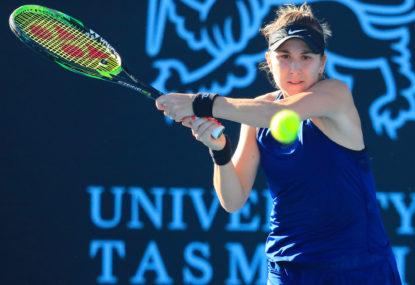 Belinda Bencic vs Bianca Andreescu: US Open women's singles semi-final live scores, blog