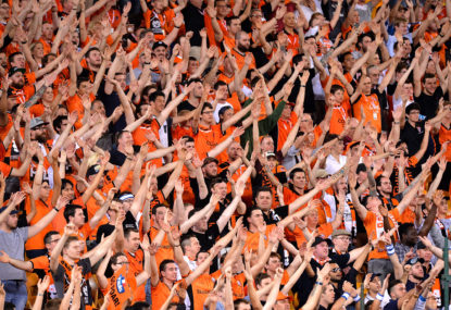 Brisbane Roar vs Newcastle Jets: A-League live scores, blog