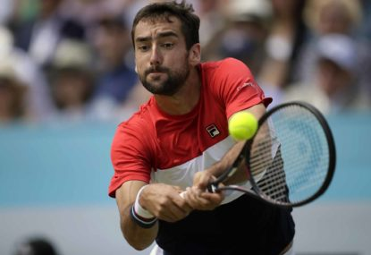 Marin Cilic: The fallen hero