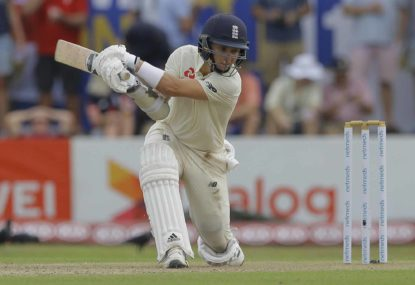 England all at sea in second Windies Test