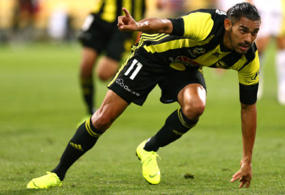 Central Coast Mariners vs Wellington Phoenix: Nix smash Mariners 8-2