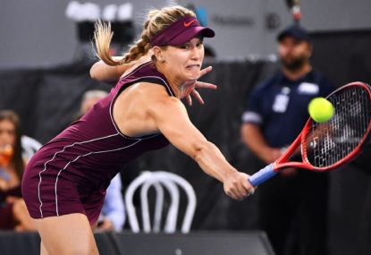 Serena and Bouchard finally set to meet at Australian Open, as Djokovic and Tsonga gear up for 2008 rematch