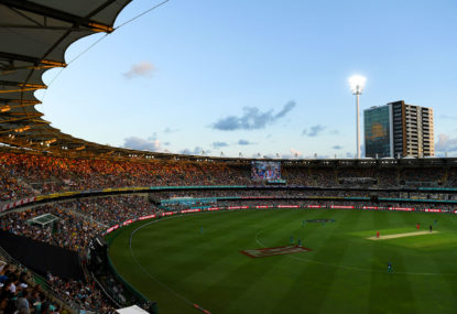 Does the Big Bash do enough to look after Test cricket fans?