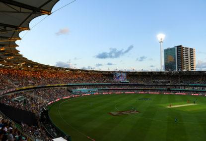 Strip international cricket from the Gabba