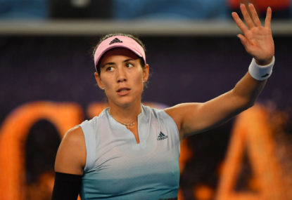 Sofia Kenin vs Garbine Muguruza: Australian Open final tennis live scores, blog