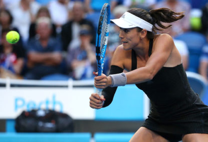 Garbine Muguruza vs Anastasia Pavlyuchenkova: Australian Open tennis live scores