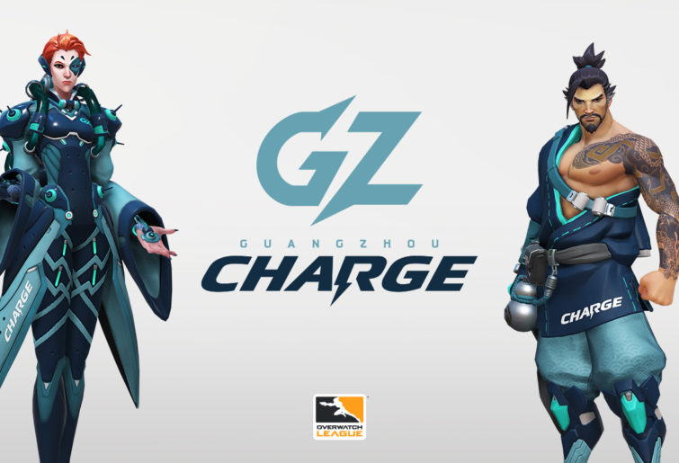 Moira and Hanzo in Guangzhou Charge colours.