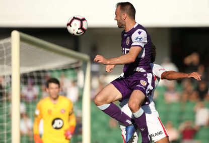 Glory destroy Phoenix as A-League march continues