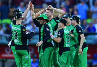 Melbourne Renegades vs Melbourne Stars: Big Bash live scores, blog