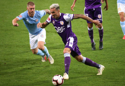 A-League leaders Glory ready for the road