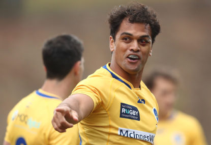Karmichael Hunt to make Waratahs debut in trial