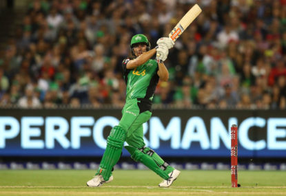 Melbourne Stars vs Sydney Sixers: Big Bash live scores, blog