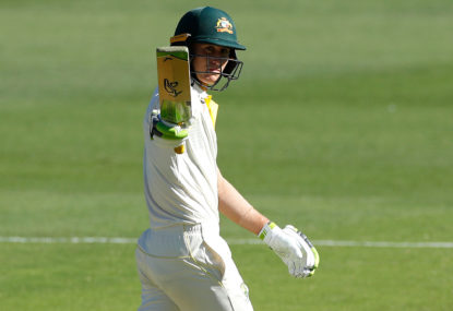 Marnus Labuschagne could be the player Australia have waited for