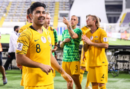 The Socceroos' loss is Asia's gain