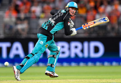 Brisbane Heat vs Melbourne Stars: Big Bash live scores, blog