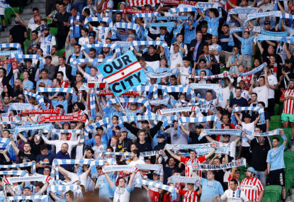 Will the real Melbourne City please stand up?