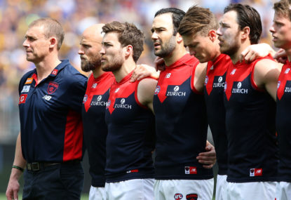 Melbourne's season is over. Here's what they should do now