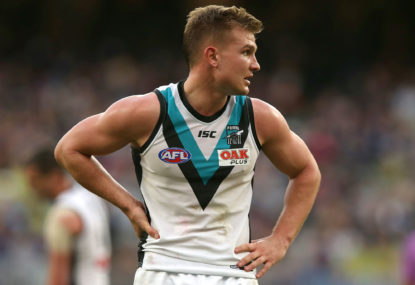Selection headaches for Port heading into Round 3
