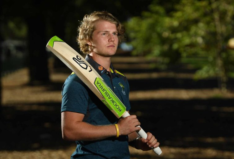 Will Pucovski must play Test cricket this summer