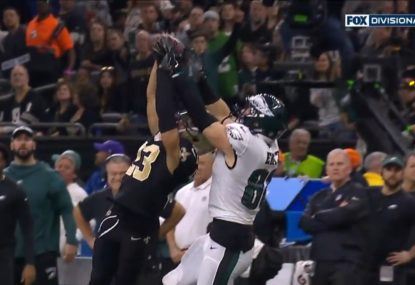 Roar Zone: The top five plays from the NFL's divisional round