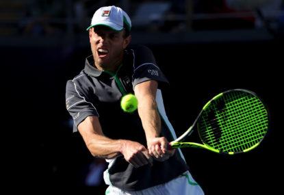 Sam Querrey vs Tennys Sandgren: Wimbledon live scores