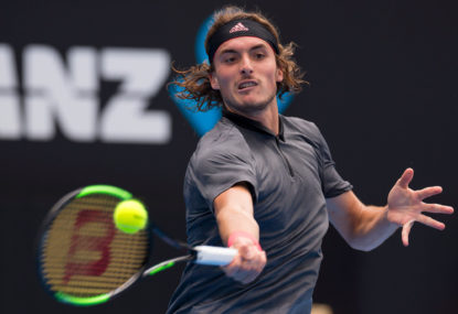 Three old favourites and some fresh faces line up in Australian Open semi-finals