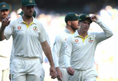Australia vs India: Where did it all go wrong?