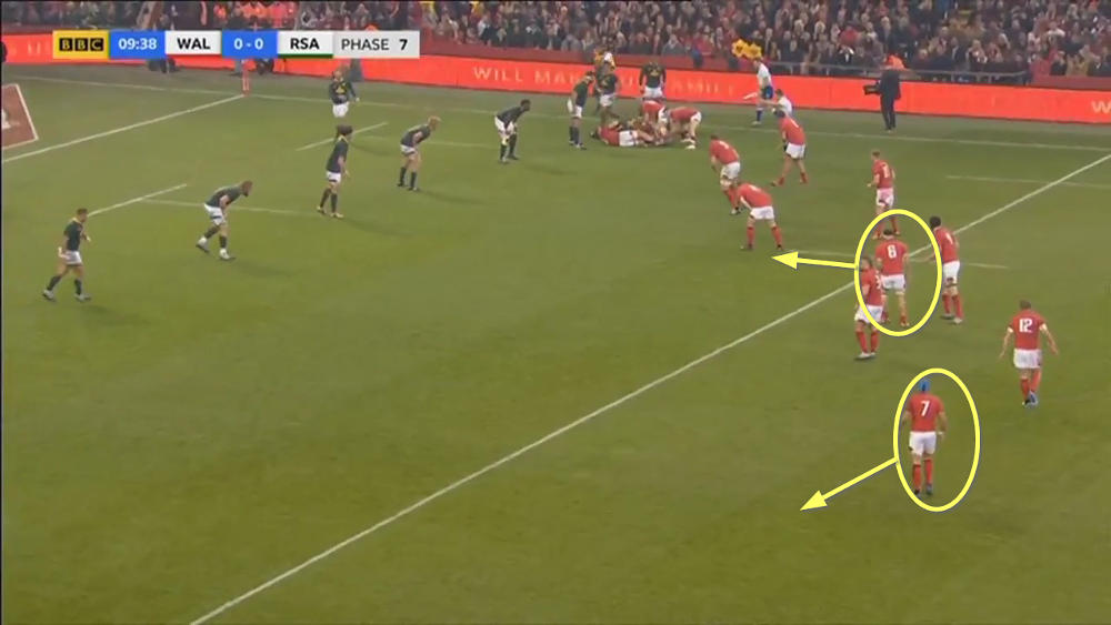 tipuric attacking analysis