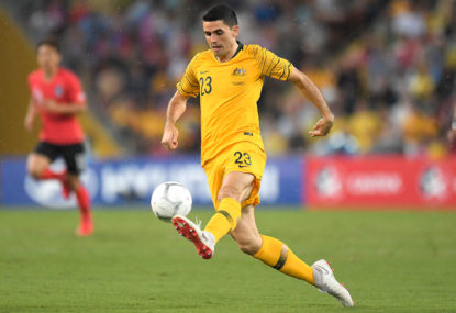 The fruits of the Socceroos' Asian experiment