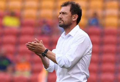 Tony Popovic gets Perth's tactics right against Wellington