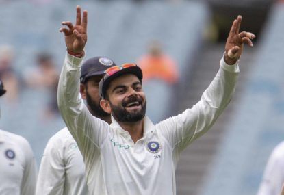 Kohli's words of wisdom may ring in Aussie batsmen's ears ahead of Ashes
