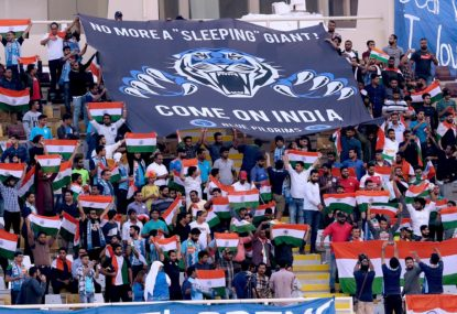 The agony and ecstasy of being an Indian football fan