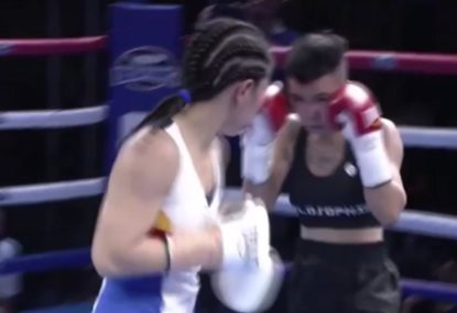 Amateur boxers go BALLISTIC in breathtaking opening bell exchanges