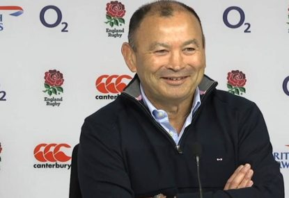 Ireland is 'the best side in the world': Eddie Jones