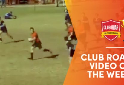 CLUB ROAR VIDEO OF THE WEEK: South African schoolboys produce try of the decade